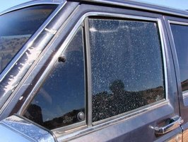 How To Remove Window Tint Adhesive