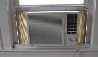 how to clean air conditioner filters ehow. Black Bedroom Furniture Sets. Home Design Ideas