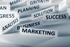 What kind of jobs can you get with a Business Marketing degree?
