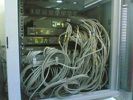 Maintenance can turn an unruly network into an organized one.