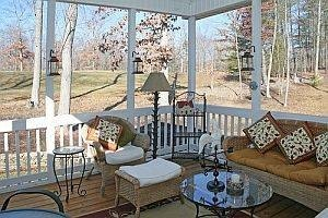decorating ideas for a screened porch ehow