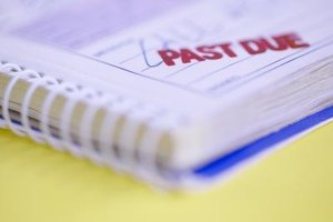 Reputable debt relief helps with past-due bills.