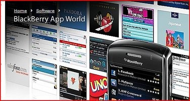 Blackberry App World!