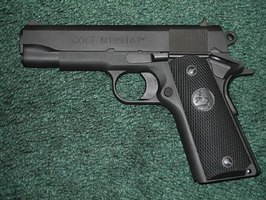 disassemble a Colt 1911 or 1991 Pistol