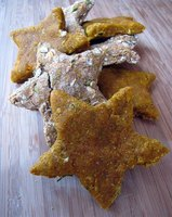 Veggie and Beefy Star-Shaped Dog Treats