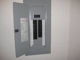 A garage sub-panel adds convenience and accessibility to new electrical circuits.