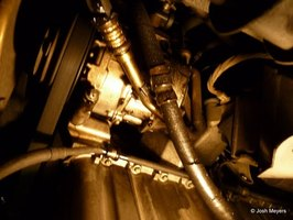 Remove the Power Steering Pump From a 2001 Dodge Durango