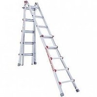 Little Giant Ladder on Stairs