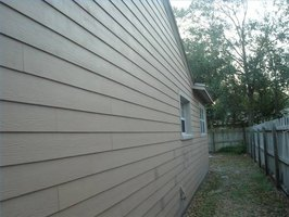 Repair a Section of Exterior Composite Siding