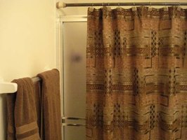 How High Should a Shower Curtain Rod Be?