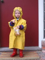 The History of Raincoats