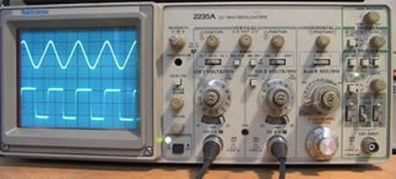 Uses of the Oscilloscope