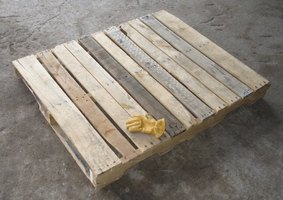 There are a lot of uses for wood pallets