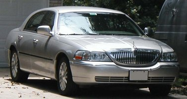 Repair Information for a Lincoln Town Car