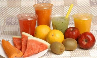 Alkaline Foods & Beverages