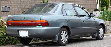 1996 Toyota Corolla FAQs | eHow