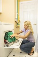 Venting the dryer to the inside of the home saves energy and increases humidity levels.