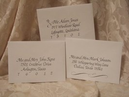 Start Your Own Wedding Calligraphy Business