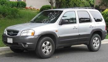 Replace a Spark Plug in a Mazda Tribute
