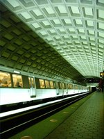 Buy a Washington DC Metro Subway Pass