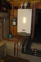 With proper care, your hot water heating system can last a long time