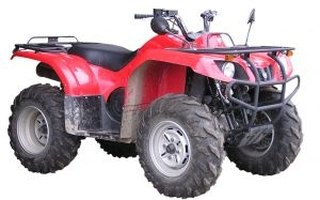 The Polaris Sportsman 700 can be enjoyed anywhere ATVs can go.