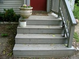 Can You Paint a New Pressure-Treated Deck?
