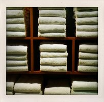 Keep your towels looking their whitest with these tips