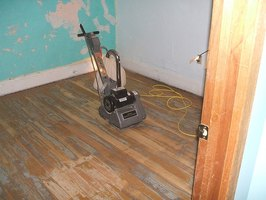 Floor Sanders for Refinishing Hardwood Floors