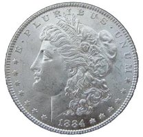 How Much Is a Liberty Silver Dollar Worth?