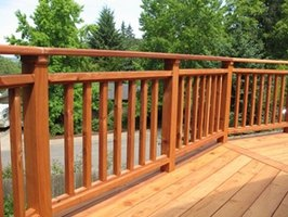 Types of Wood Decking