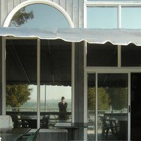 Deck shades can be installed yourself rather easily.