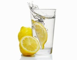 You can benefit from lemon water by drinking it daily.