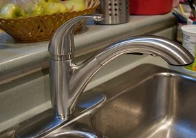 Moen Vs. Delta Kitchen Faucet