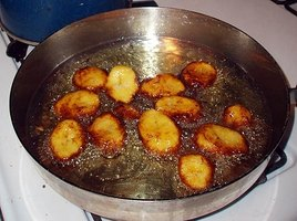 make Fried Plantains fast