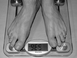 Metabolic rate influences weight loss