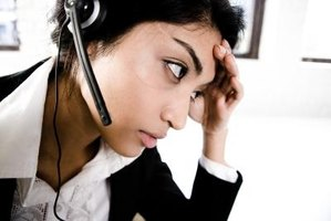Telemarketing can be stressful; take short breaks to relax.