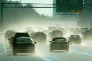 Dirt, rain and other environmental factors can cause squeaky windshield wipers.