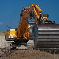 Construction projects can speed up soil erosion.