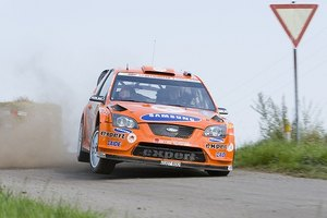 Rally cars are tuned for high torque instead of high horsepower