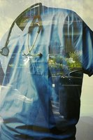 Medical scrubs are worn in clinical settings to prevent disease and infection.