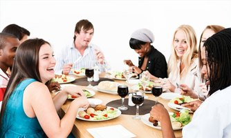 Host a Semi Formal Dinner Party