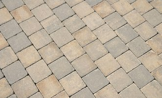 Lay Sidewalk Pavers
