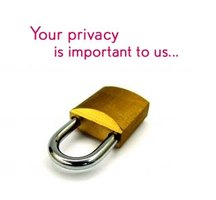Let your visitors know that you value their privacy rights
