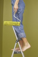 Home improvement and hardware stores have all the equipment a homeowner needs to paint a home.