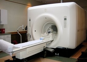 The strong magnetic field of an MRI machine poses some hazards.