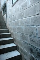 Concrete blocks are strong, durable, affordable and utilitarian.