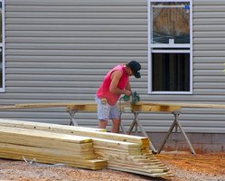 How To Cut A Jig For Vinyl Siding Ehow