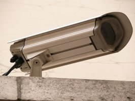 Video surveillance can help homeowners feel secure.