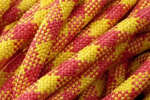 Poly Dacron ropes have dacron braid and poly cores.